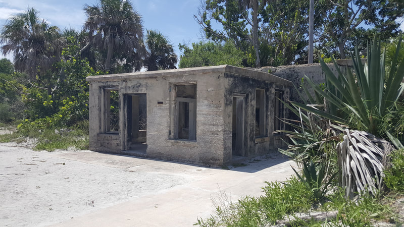 Egmont Key Tours and Ruins