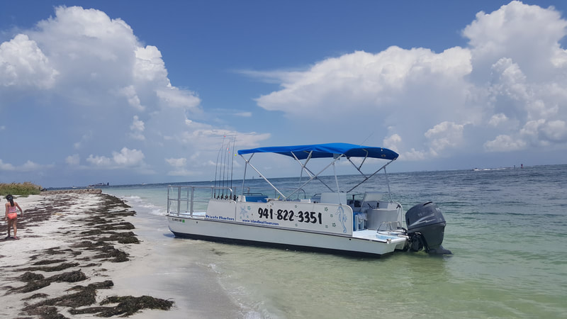 Egmont Key Boat Excursions